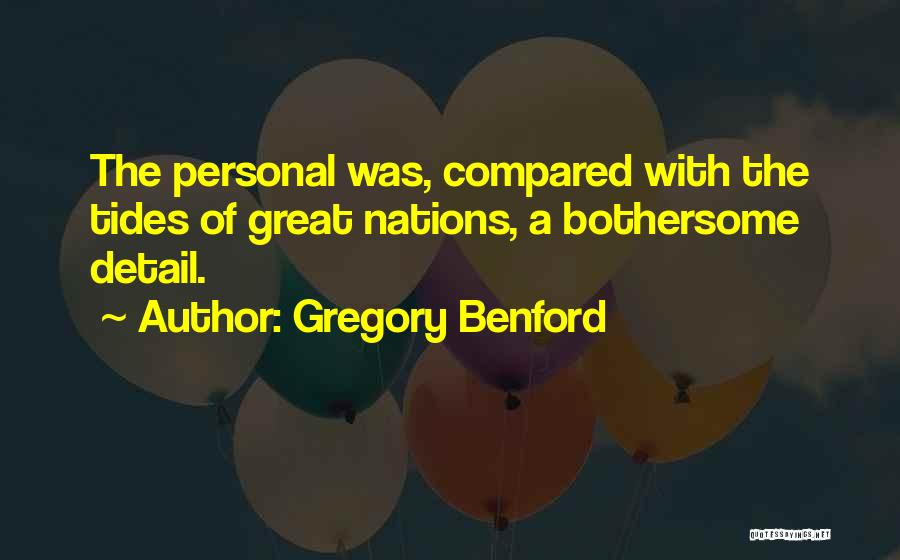 Gregory Benford Quotes 1019130