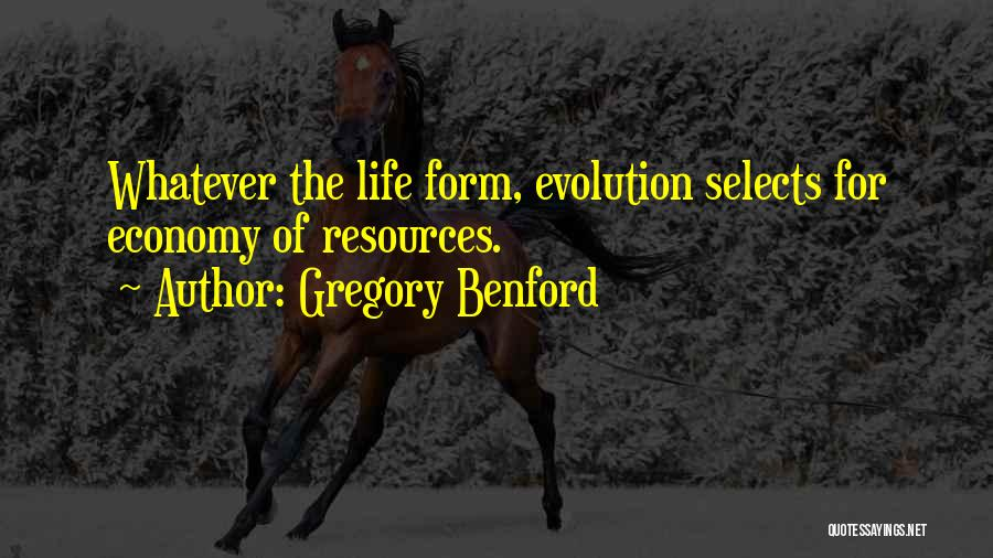 Gregory Benford Quotes 1221306