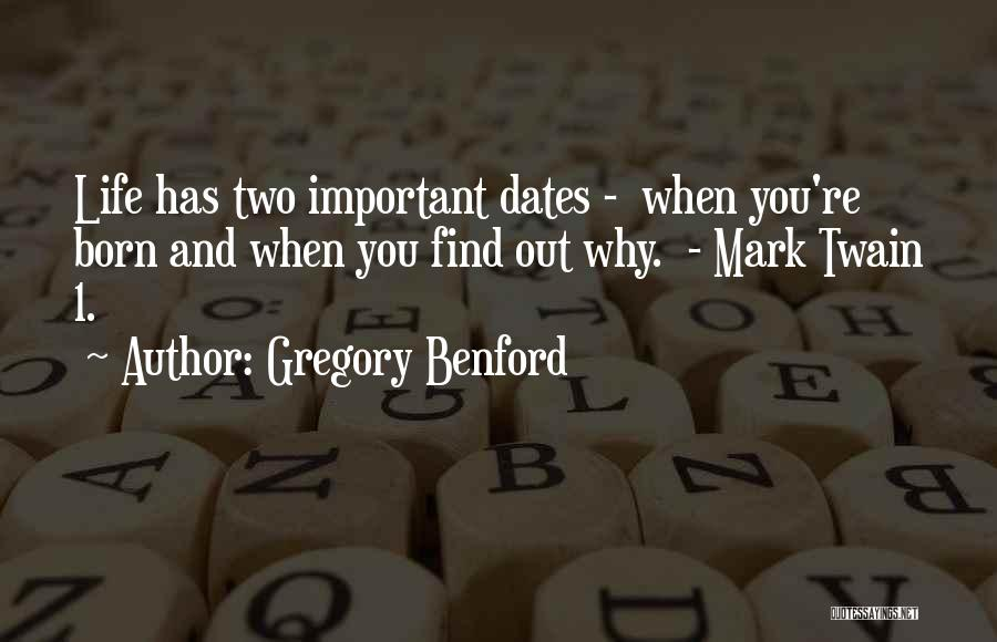 Gregory Benford Quotes 1239173