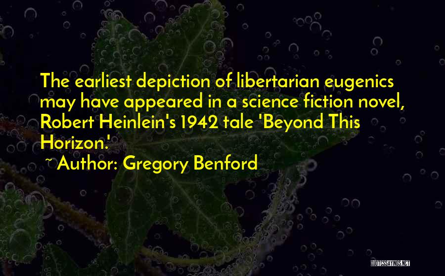 Gregory Benford Quotes 1269938