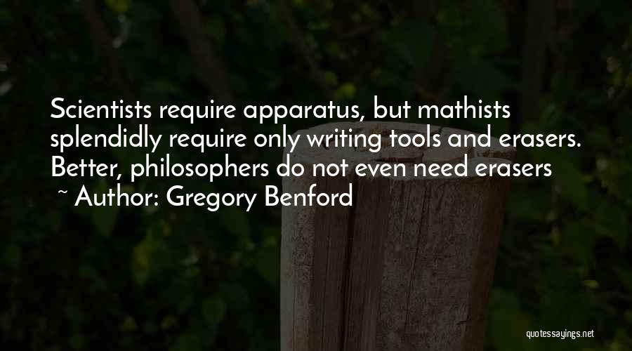 Gregory Benford Quotes 1344407
