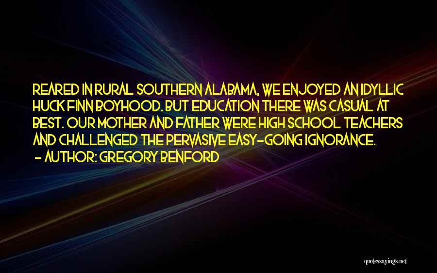 Gregory Benford Quotes 148814