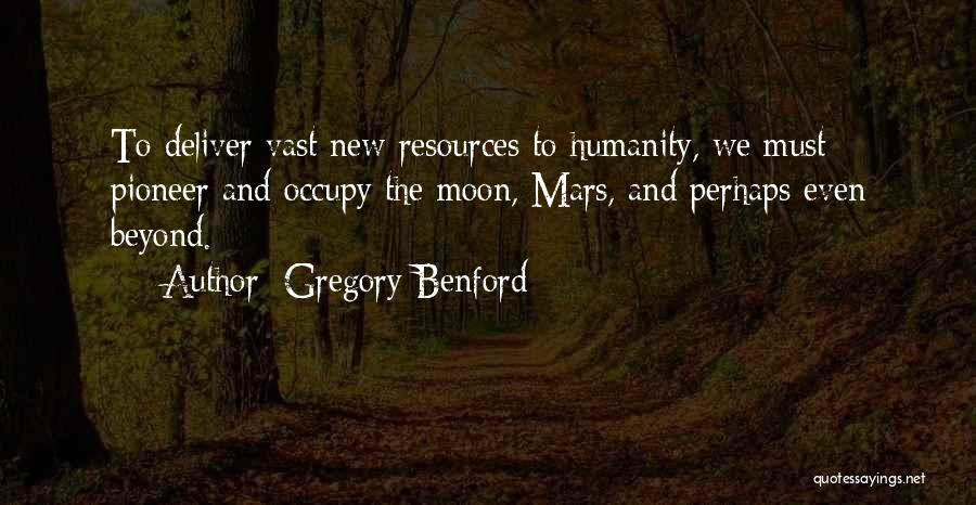 Gregory Benford Quotes 1499851