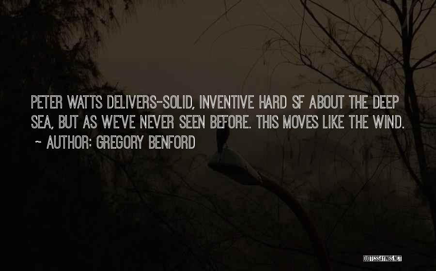 Gregory Benford Quotes 1697325