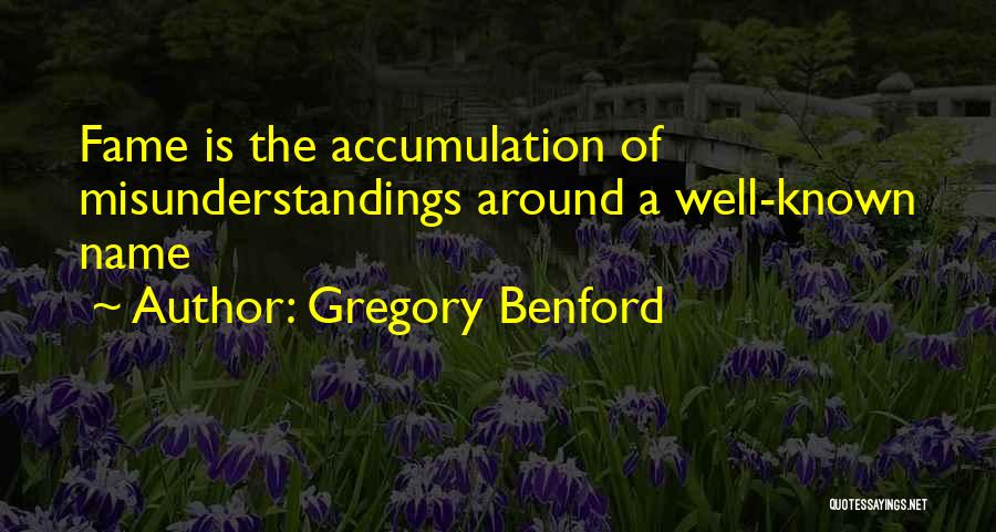 Gregory Benford Quotes 1804782