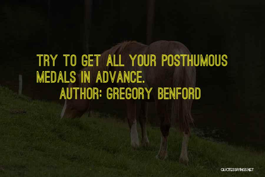 Gregory Benford Quotes 2055436