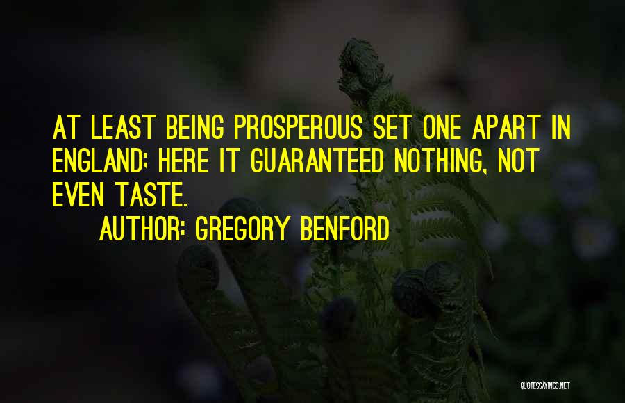 Gregory Benford Quotes 210878