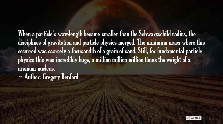 Gregory Benford Quotes 2123731