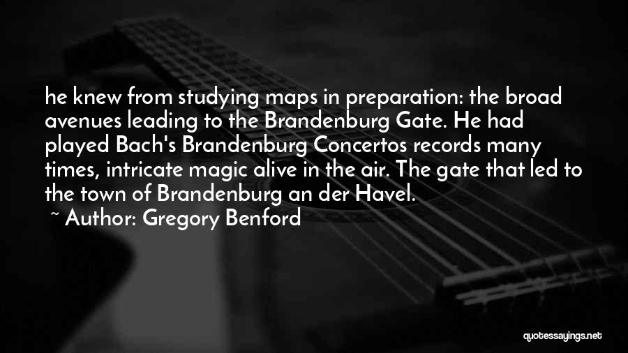 Gregory Benford Quotes 218339