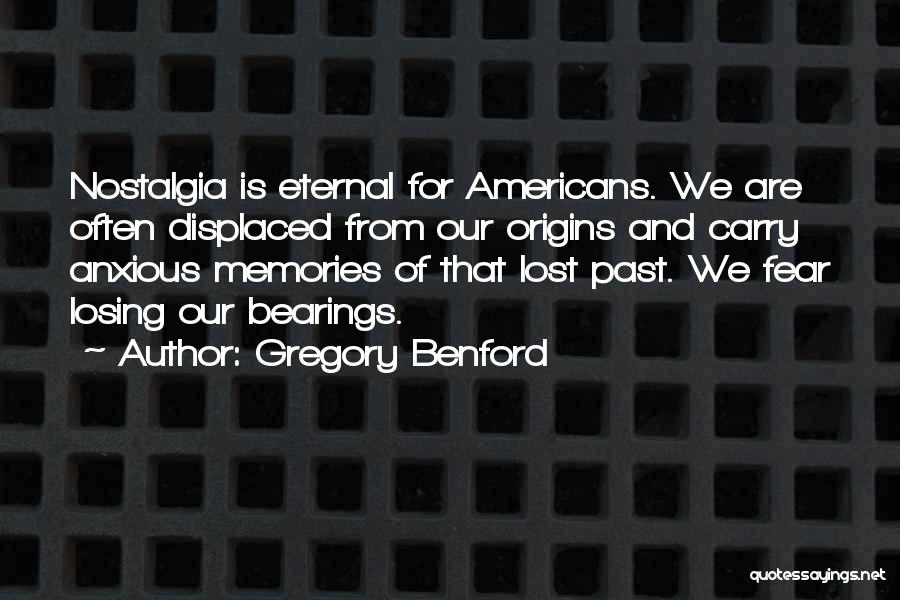 Gregory Benford Quotes 406341
