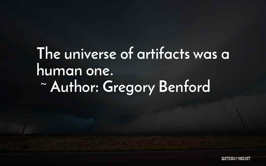 Gregory Benford Quotes 600487