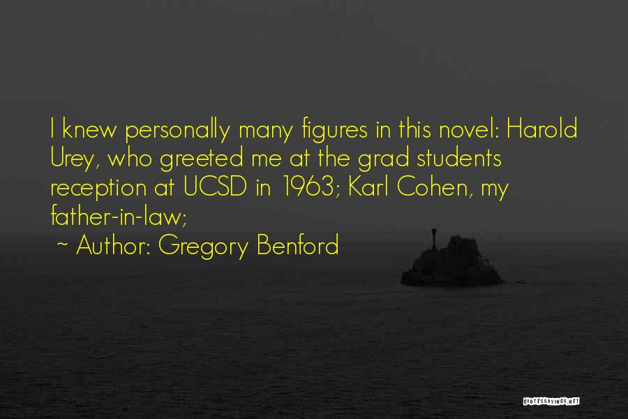 Gregory Benford Quotes 617546