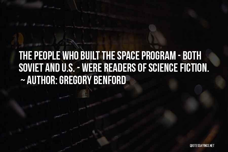 Gregory Benford Quotes 655181