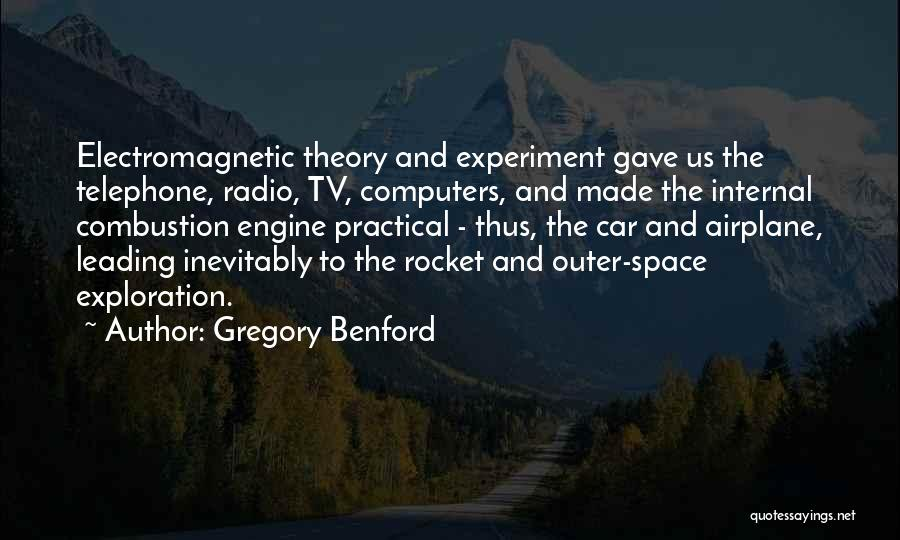Gregory Benford Quotes 878747