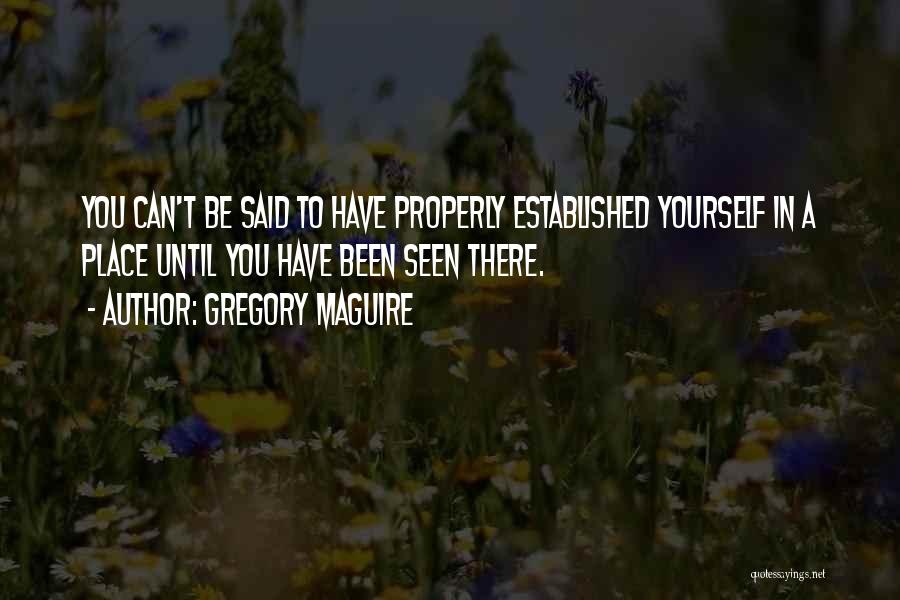 Gregory Maguire Quotes 86660