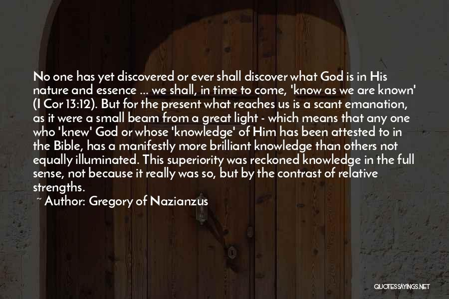 Gregory Of Nazianzus Quotes 1343702