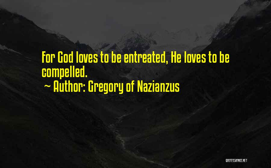 Gregory Of Nazianzus Quotes 1473583