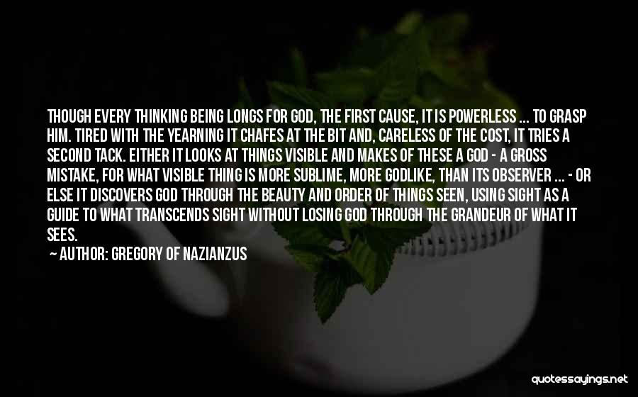 Gregory Of Nazianzus Quotes 1691332