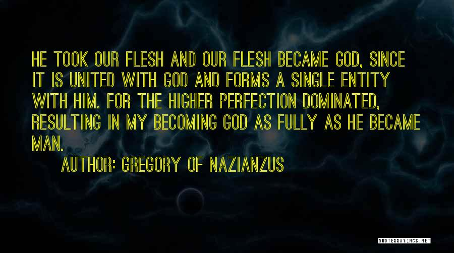 Gregory Of Nazianzus Quotes 1813947