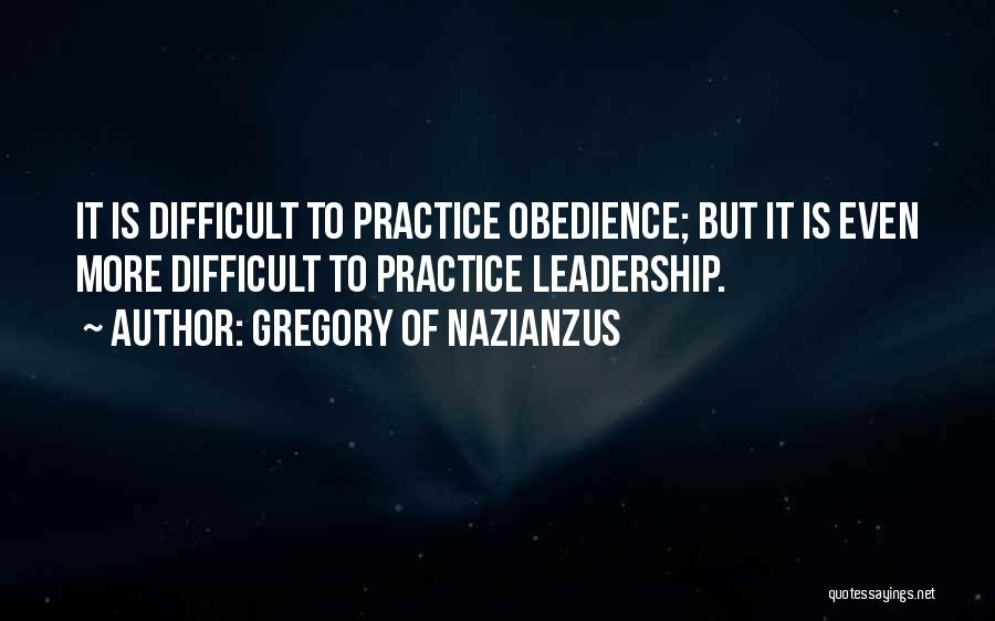 Gregory Of Nazianzus Quotes 1886544