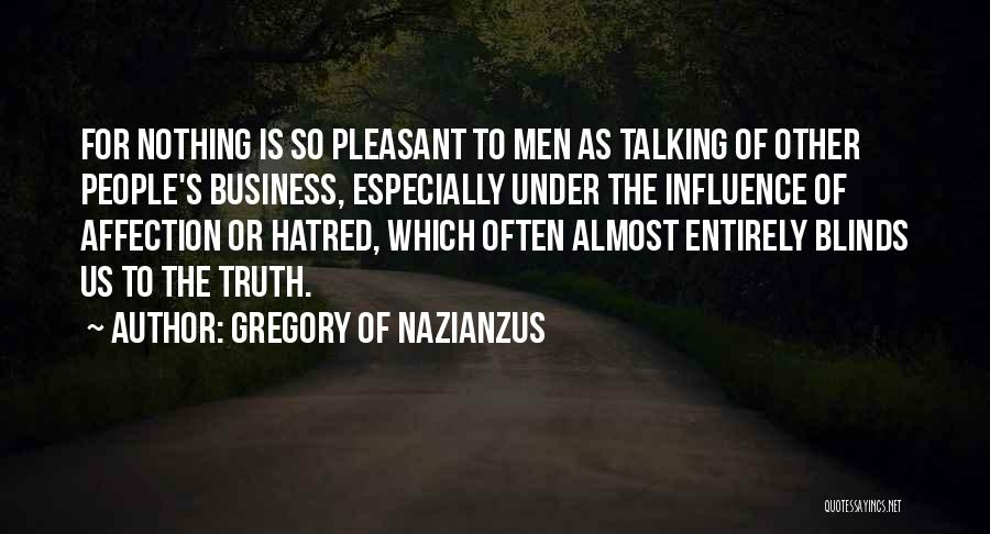 Gregory Of Nazianzus Quotes 2205546