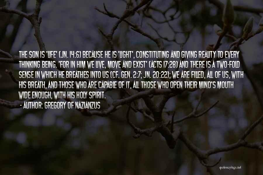 Gregory Of Nazianzus Quotes 234610