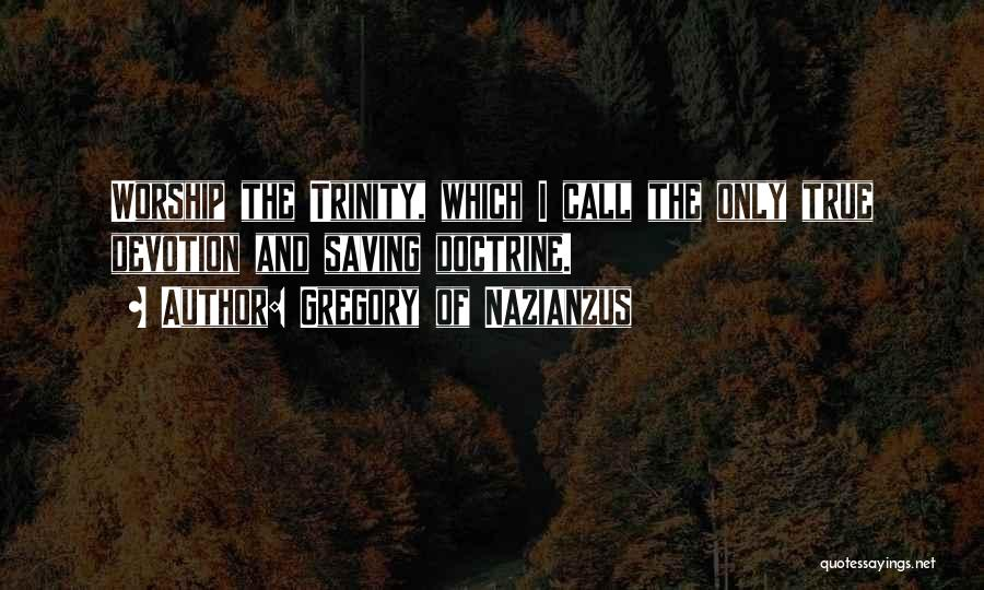 Gregory Of Nazianzus Quotes 508392