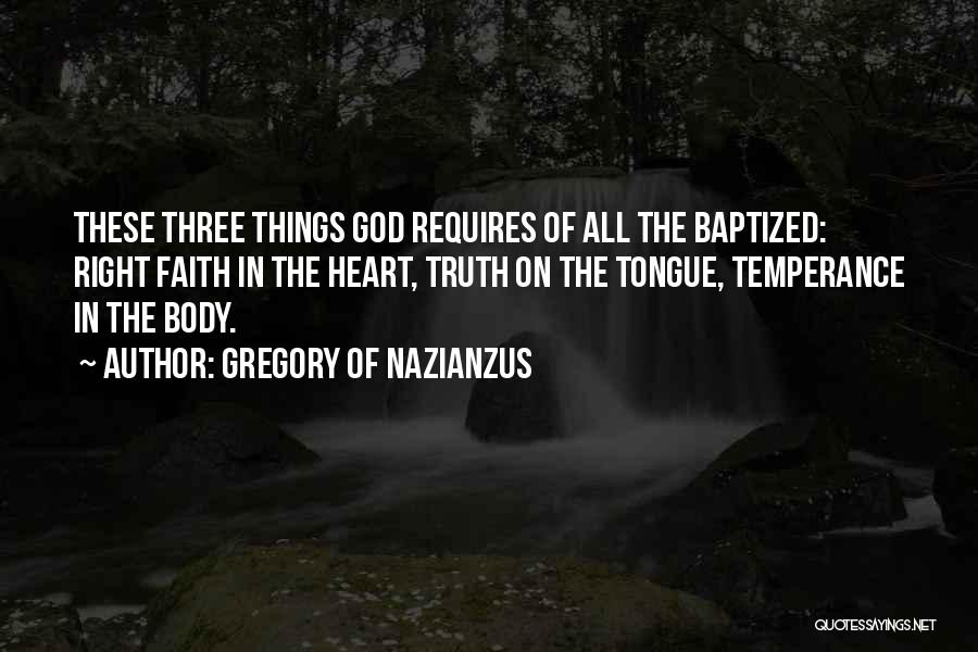 Gregory Of Nazianzus Quotes 692700