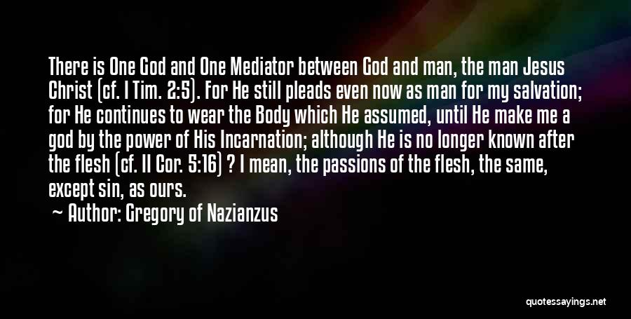 Gregory Of Nazianzus Quotes 733450