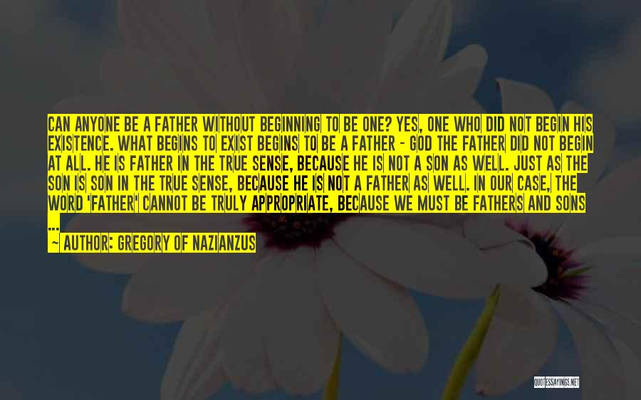 Gregory Of Nazianzus Quotes 780175