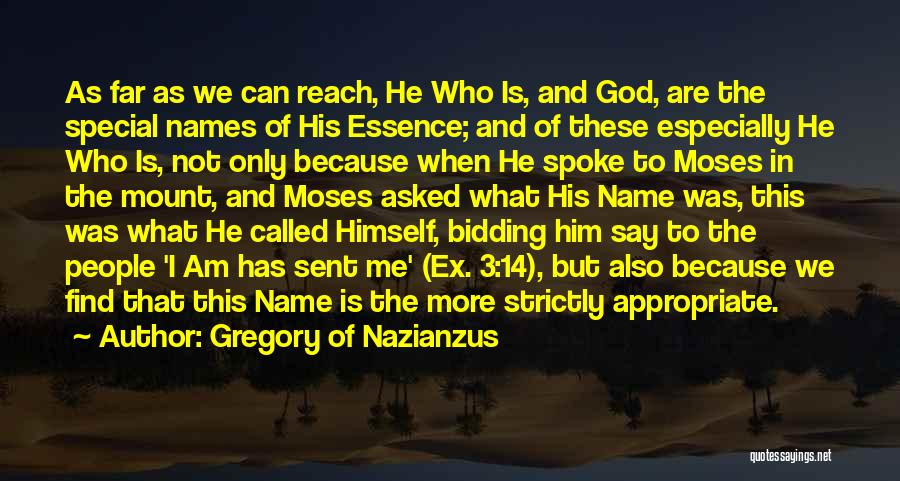 Gregory Of Nazianzus Quotes 835389