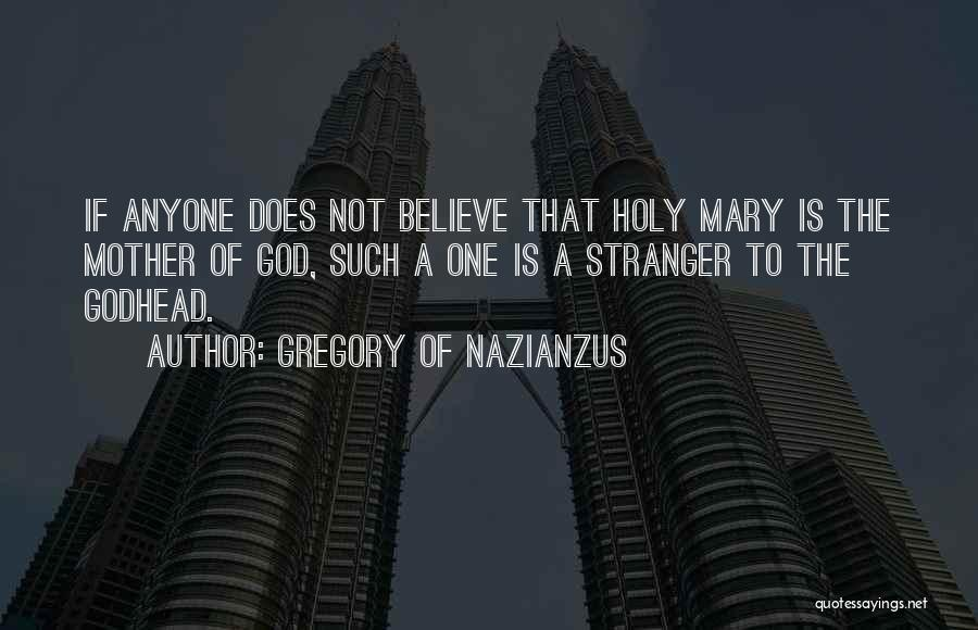 Gregory Of Nazianzus Quotes 901998