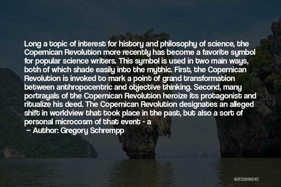 Gregory Schrempp Quotes 2147711