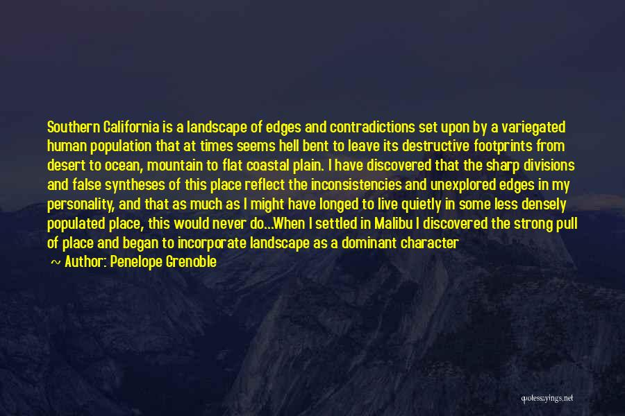 Grenoble Quotes By Penelope Grenoble