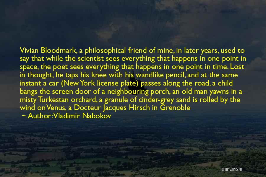 Grenoble Quotes By Vladimir Nabokov