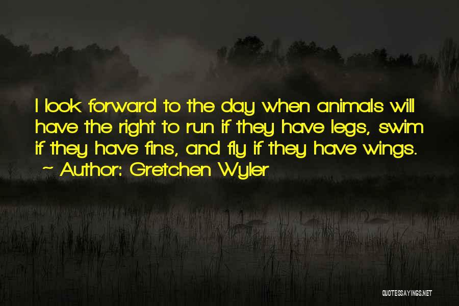 Gretchen Wyler Quotes 1907481