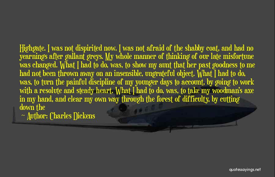 Greys Quotes By Charles Dickens