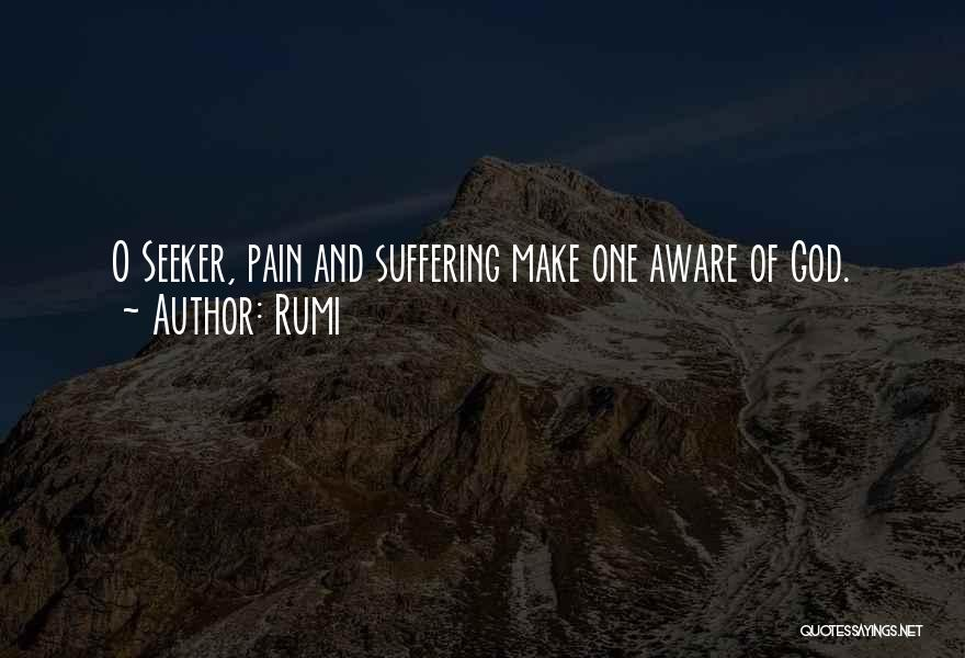 Grief And God Quotes By Rumi