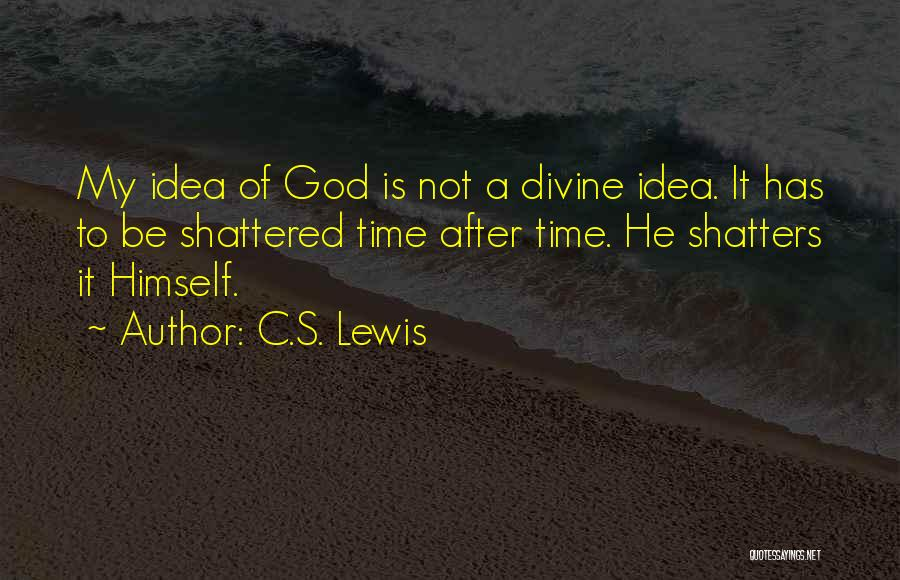 Grieving Loss Quotes By C.S. Lewis