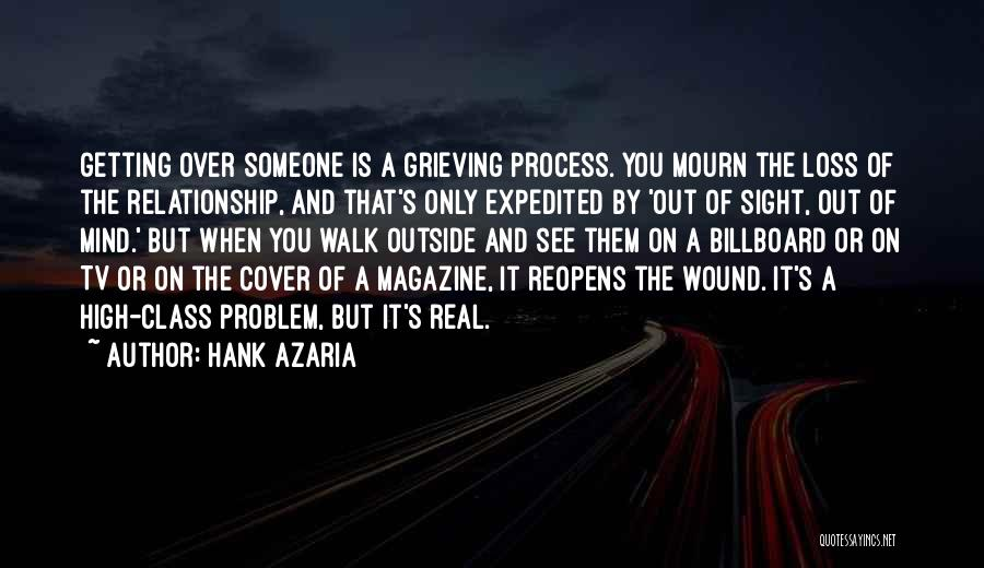 Grieving Loss Quotes By Hank Azaria