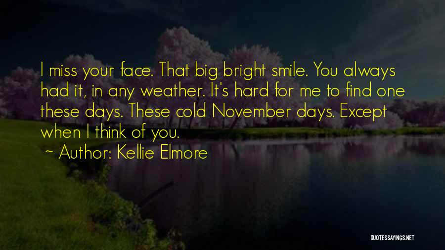 Grieving Loss Quotes By Kellie Elmore