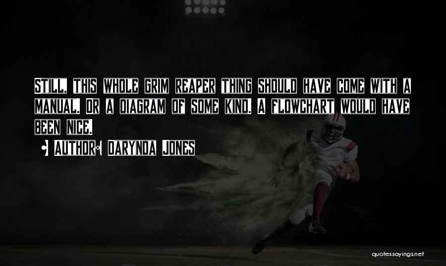 Grim Reaper Quotes By Darynda Jones