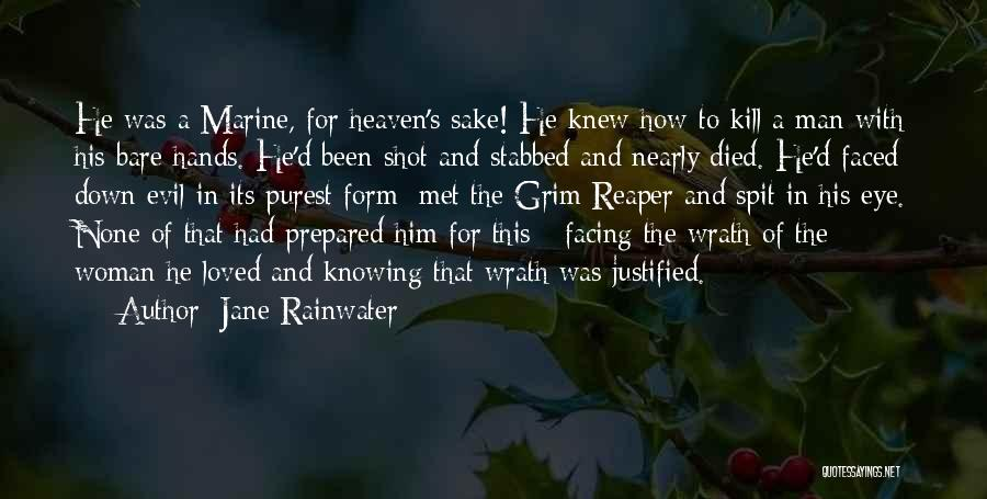 Grim Reaper Quotes By Jane Rainwater