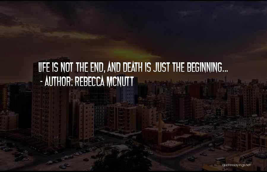 Grim Reaper Quotes By Rebecca McNutt