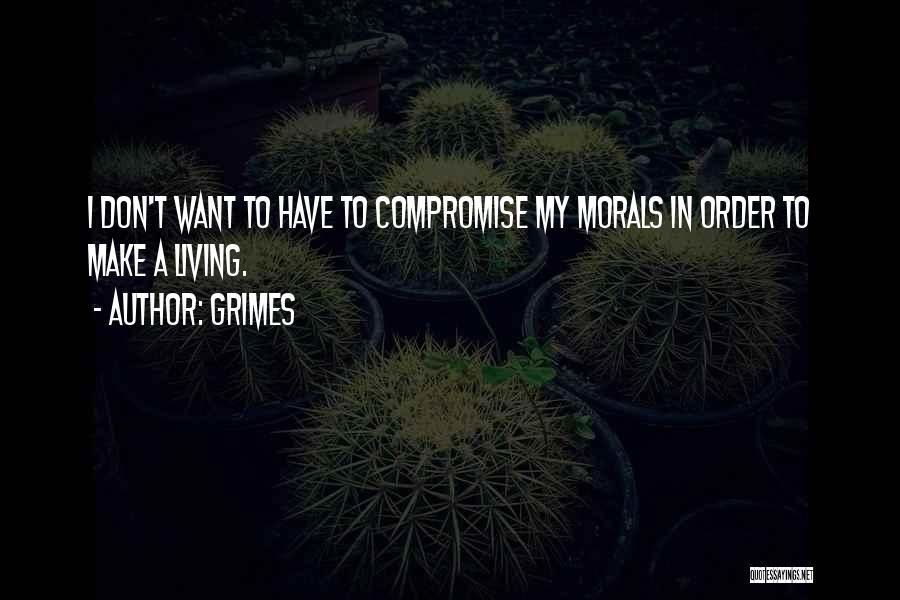 Grimes Quotes 1360066
