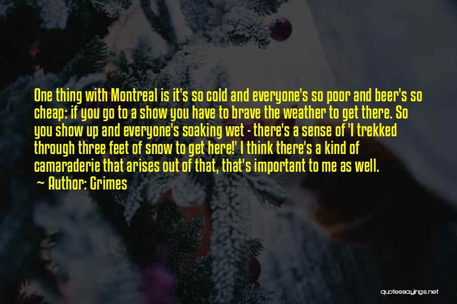Grimes Quotes 1411639