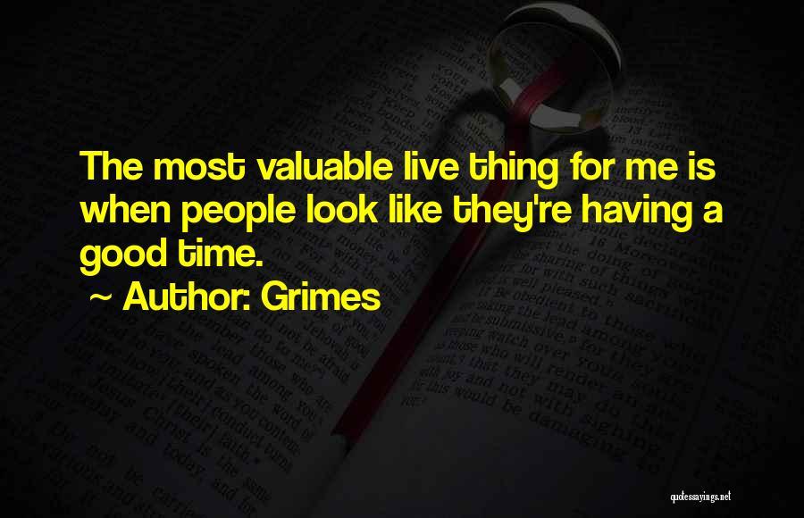 Grimes Quotes 1485011