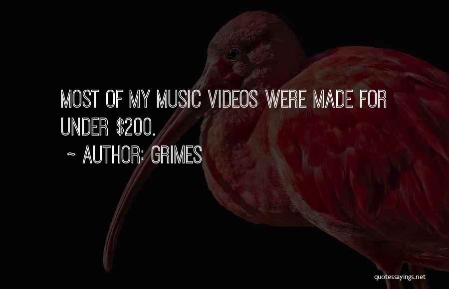 Grimes Quotes 1571810