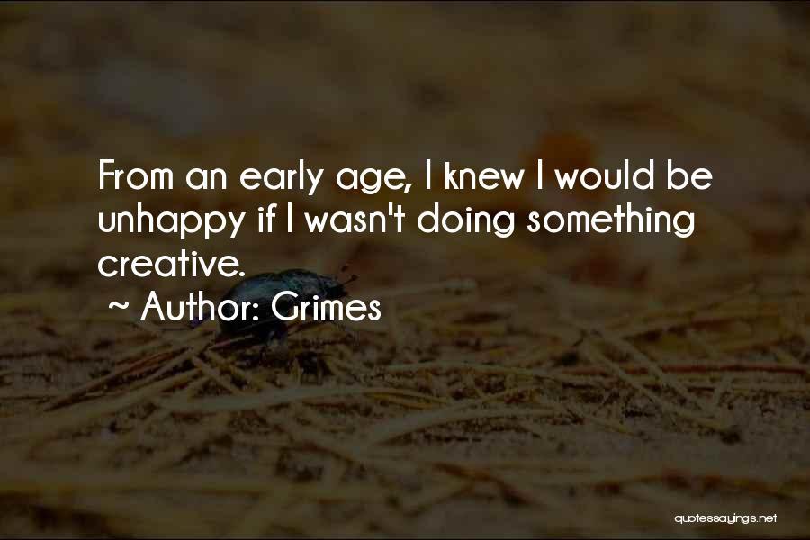 Grimes Quotes 1585454