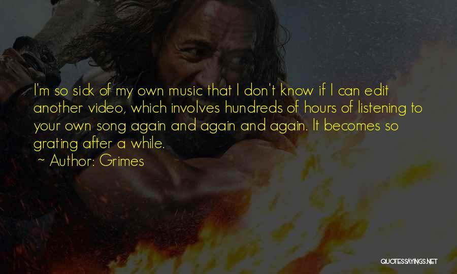 Grimes Quotes 1654159